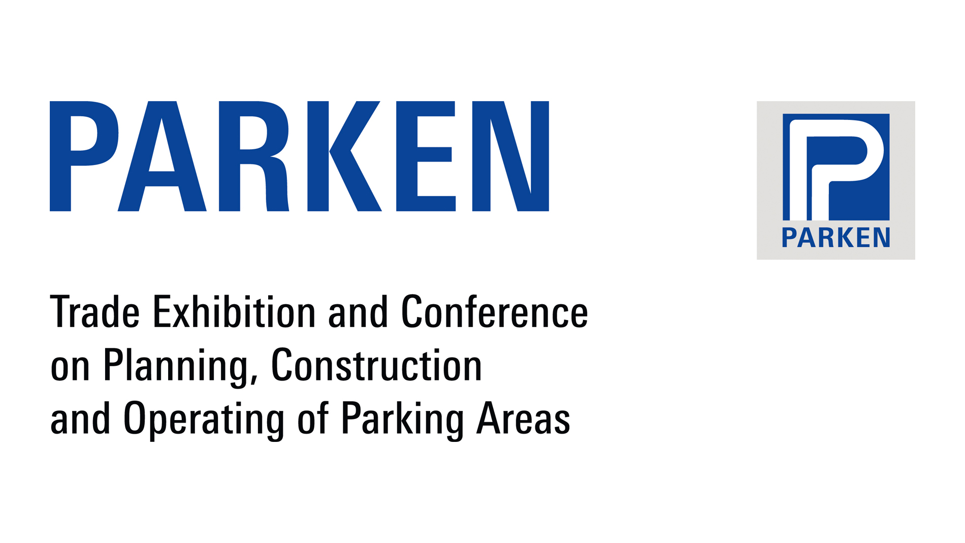 PARKEN 2021 logo package shot version, English